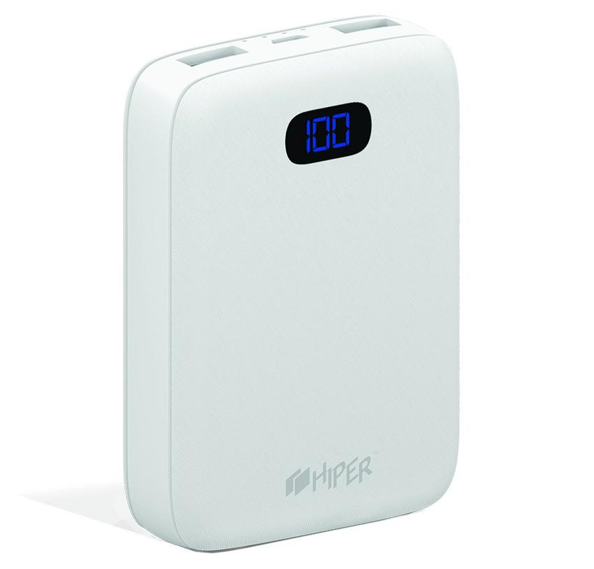 HIPER POWER BANK SM8000 WHITE
