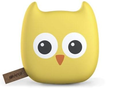 HIPER Power Bank ZOO 7500 Owl